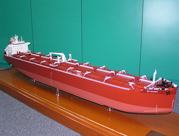 Ship Model – A B S  Model (S) – Marine and Engineering Scale