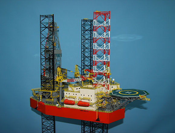 Rig Model A B S Model S Marine And Engineering